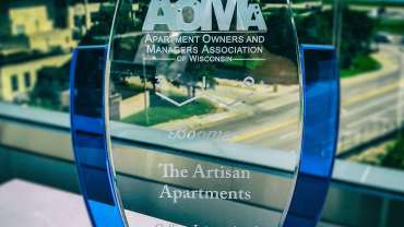 Artisan Named Office Building of The Year 2018